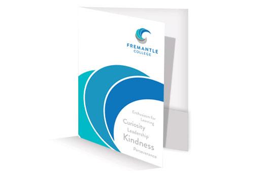 Presentation Folders Fremantle College